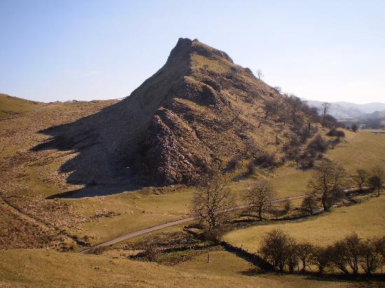 Spectacular hills to climb