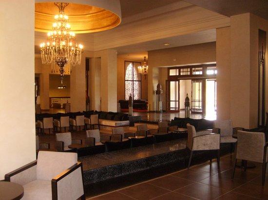 ClubHotel Riu Tikida Palmeraie: Lobby Area