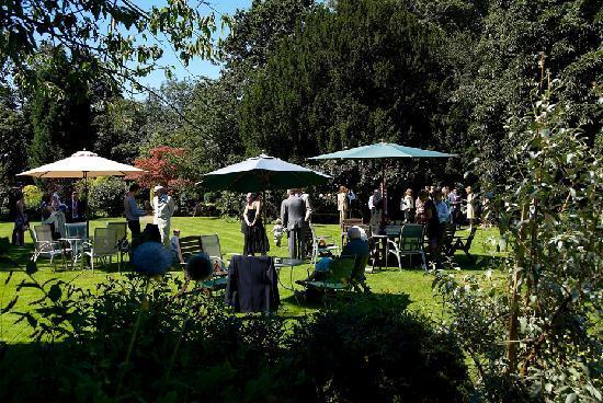 Drinks In the Garden