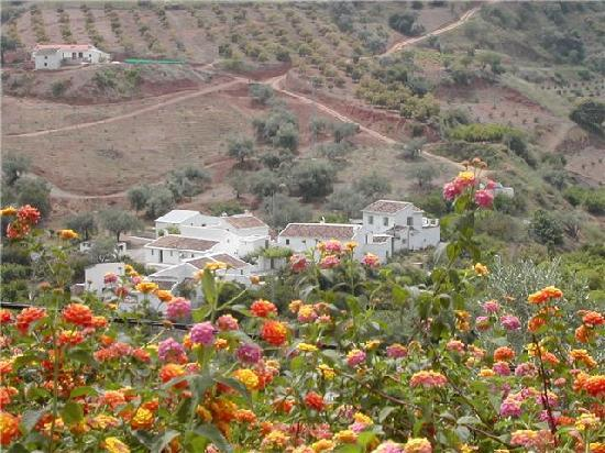 Casa Granadina in the hamlet of Huerta de Ranea