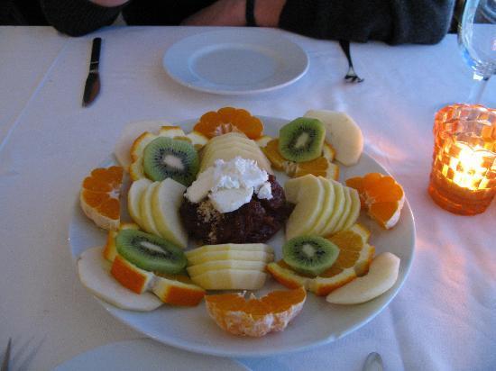 My favourite dessert