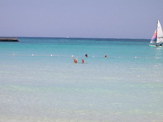 Beautiful calm water