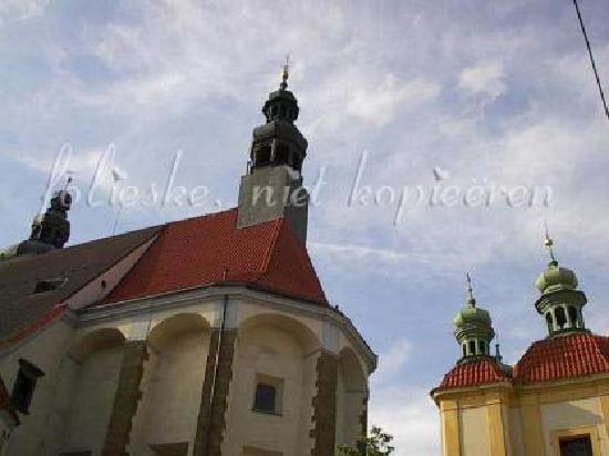 Ceske Budejovice, Czech Republic: view2