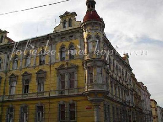 Ceske Budejovice, Czech Republic: architecural beauty