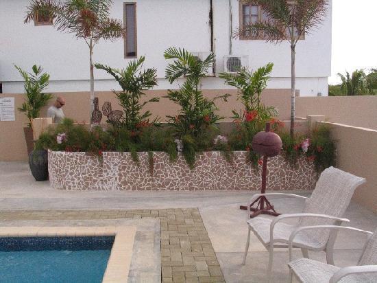 Amalia Boutique Hotel & Vacation Apartments: de aankleding