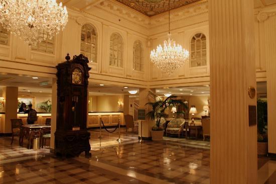 Hotel Monteleone: Lobby