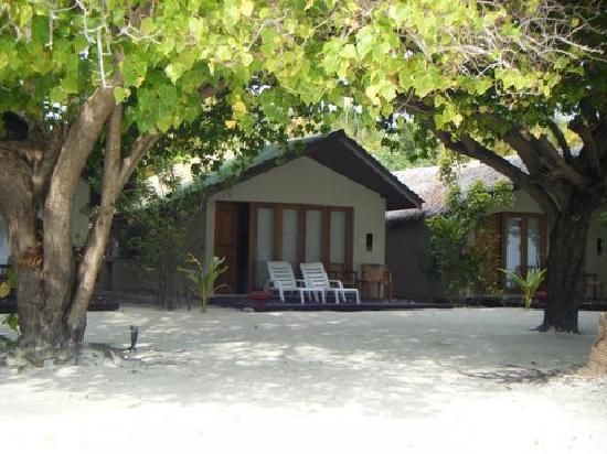 Beachfront Villa No 188