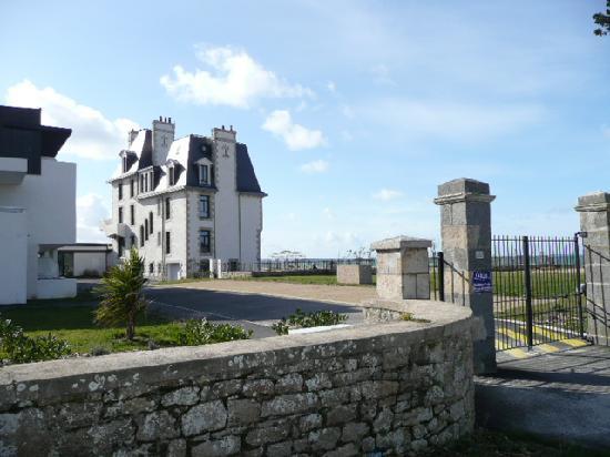 le chateau de la résidence