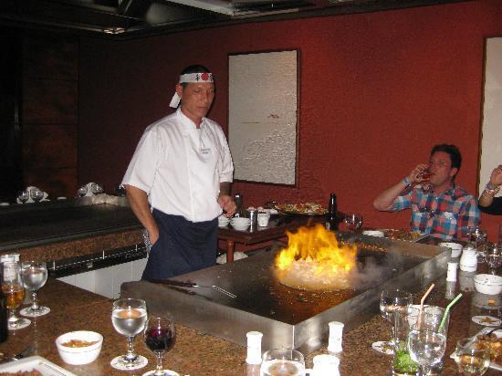¡Restaurante Japonés!