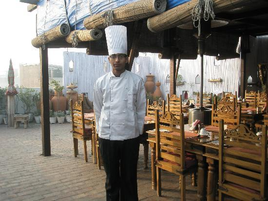 Shanti Home: A chef available at any time