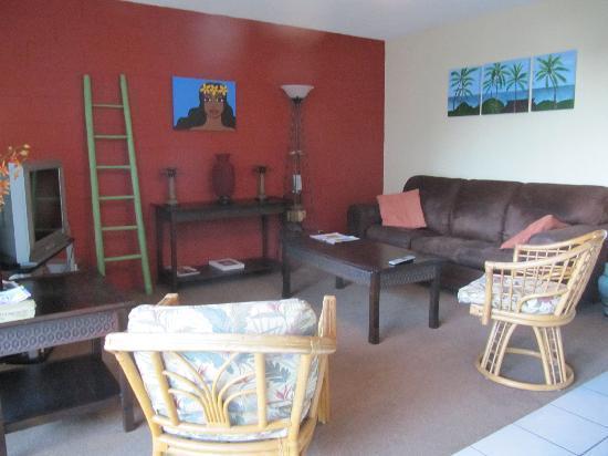 Maui Parkshore: inside