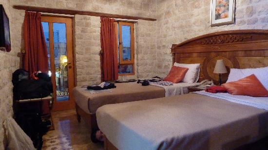 Jdayde Hotel : The room