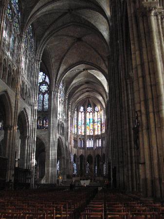 Basilica Cathedral of Saint-Denis: la Basilique de Saint Denis