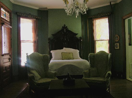 Victorian Bedroom Picture Of The Hammack Moore House Bed