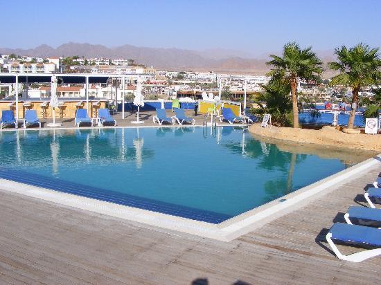 Lido Sharm Hotel: pool