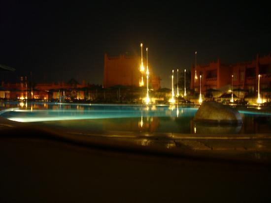 Hauza Beach Resort: The Swimming Pool