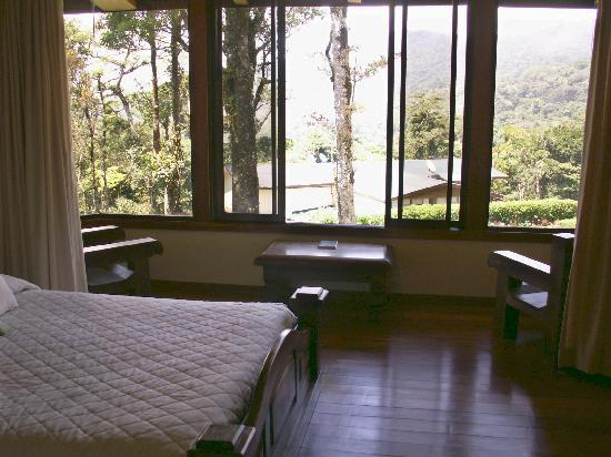 Hotel Trapp Family: mountain view room