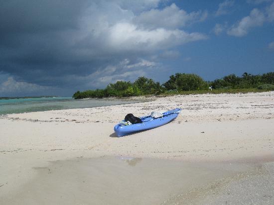 Paradise Villas: Owen island.