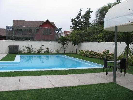 Mar Andino Hotel: Pool