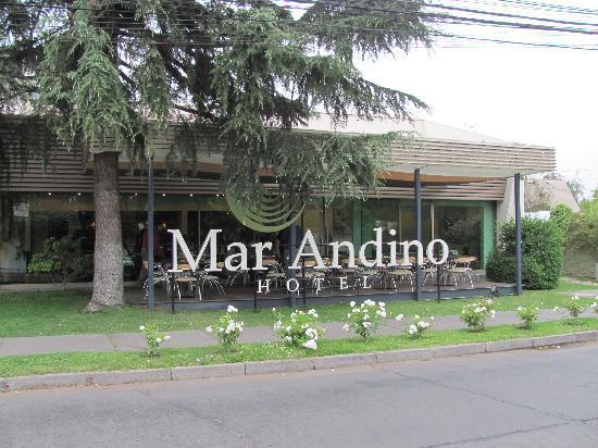 Mar Andino Hotel: Hotel