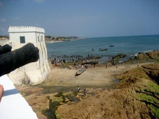 Gana: Cape coast