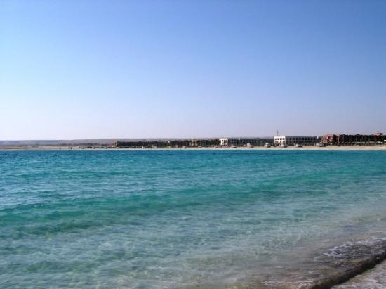 Jaz Almaza Beach Resort: i 3 villaggi........