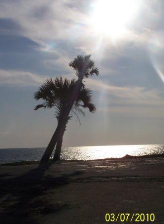 Panama City Beach: Hannah said that this picture looked like heaven was opened up towards us... :) Taken @ Panama C