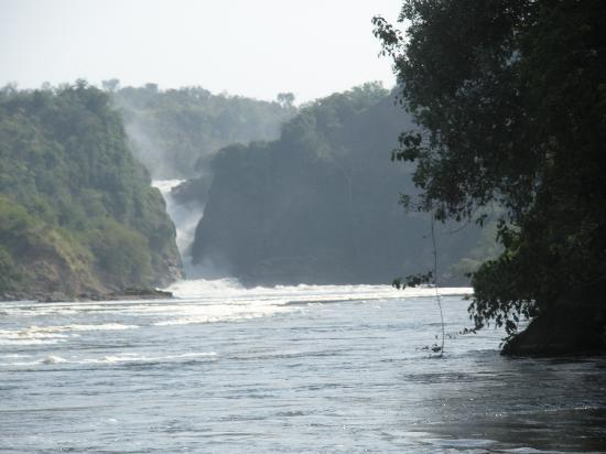 Imperial Royale Hotel: The powerful force of River Nile at Murchison Falls
