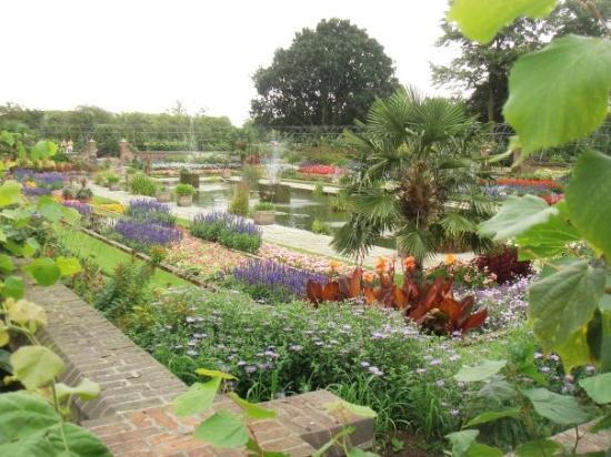 Kensington Gardens: Kensington Garden