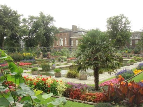 Bilde fra Kensington Gardens
