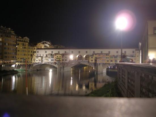 Bilde fra Ponte Vecchio