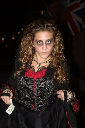 """Sheriffs Historical Tours: """"Abigail"""" from the Ghosts and Gravestones tour.  Her name is Morgan and she is a drama student f"""