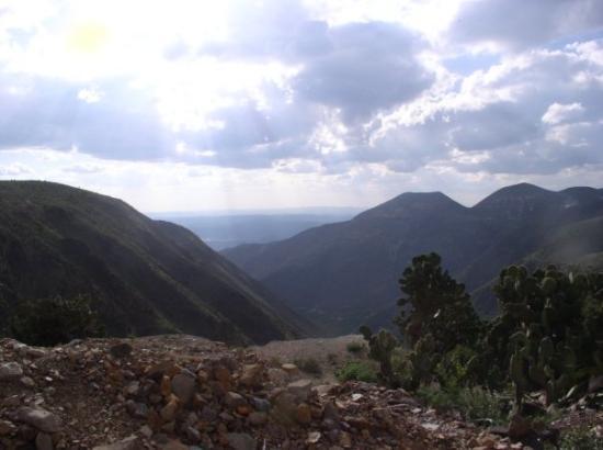 Real de Catorce, Mexico: One of many beautiful views.
