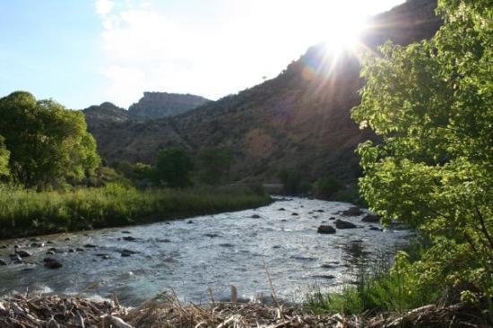 Gunnison, CO, United States  Gunnison River