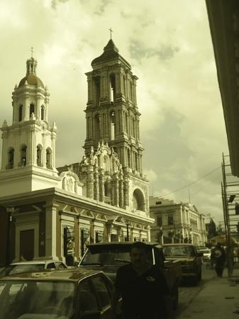 Saltillo.... boring but I still miss it!!