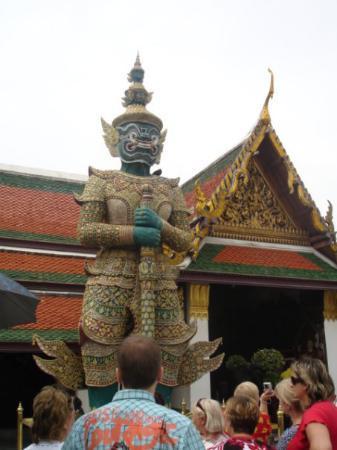 兵士 - Picture of The Grand Palace, Bangkok - Tripadvisor