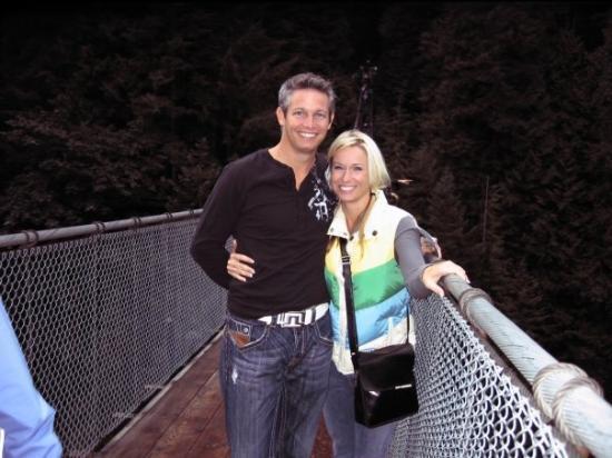 Pont suspendu et parc de Capilano Photo