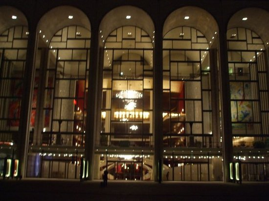 Lincoln Center for the Performing Arts: Lincoln Center