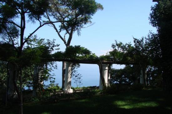 Villa San Michele : San Michele - Home and garden of Dr. Axel Munthe on the Isle of Capri