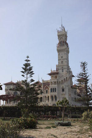 King Farouk Palace: El Palacio.. :) Salamlek Place