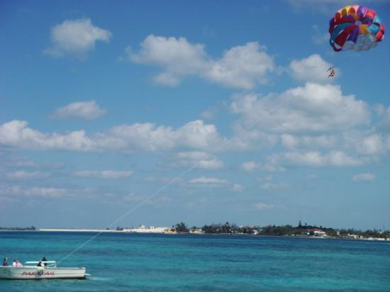 Cable beach (Wyndham hotel), Nassau