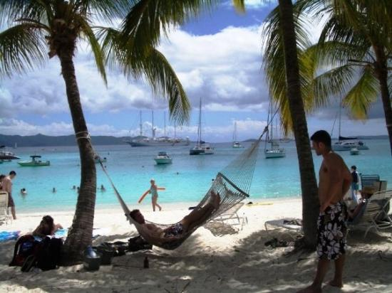 Charlotte Amalie, St. Thomas: No Shoes No Shirt No Problem...