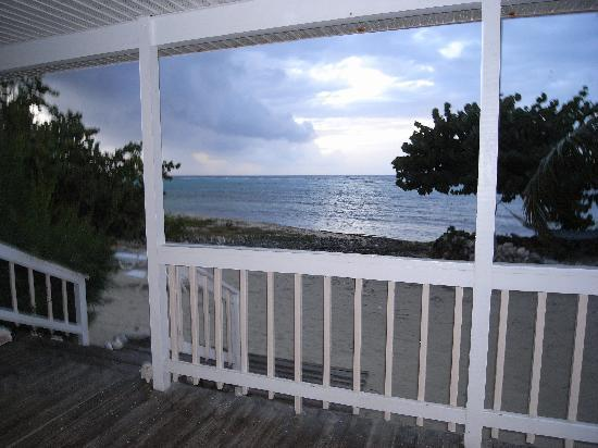 Paradise Villas: View from porch