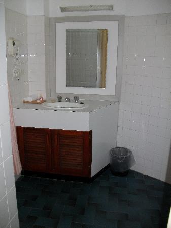 Hotel Olympic - Bathroom