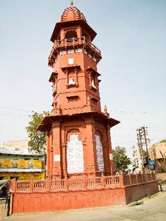 CHURU, Dharam Stupa
