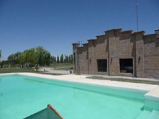 La Carmelita Hotel Rural : swiming pool
