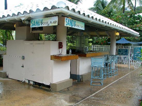 Elysian Beach Resort Poolside Bar