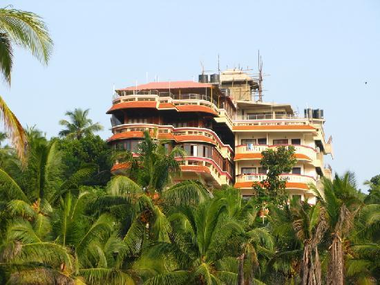 Hill & Sea View Beach Resort: FRONT VIEW