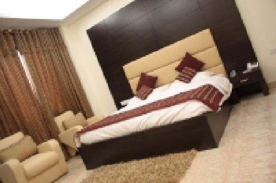 Hotel West Inn: Deluxe room