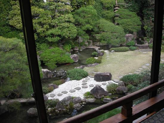 Matsudaya Hotel: 窓からの眺め